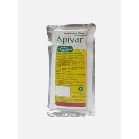 apivar traitement anti varroa